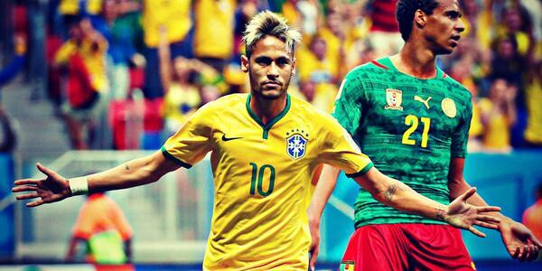 Twitter / Football__Tweet: Neymar for Brazil: Games: ...
