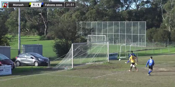 EPIC FAIL! An Australian amateur match has produced the greatest miss of all time [Video]