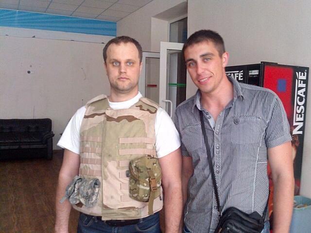 Террористы обстреляли из минометов блокпосты украинских военнослужащих под Славянском: двое раненых - Цензор.НЕТ 5622