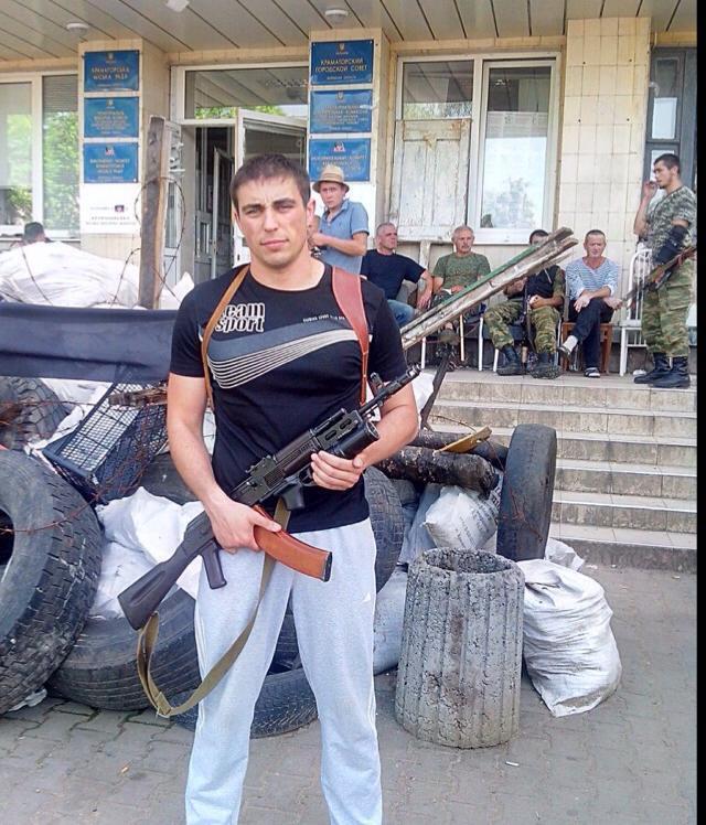 Террористы обстреляли из минометов блокпосты украинских военнослужащих под Славянском: двое раненых - Цензор.НЕТ 7430