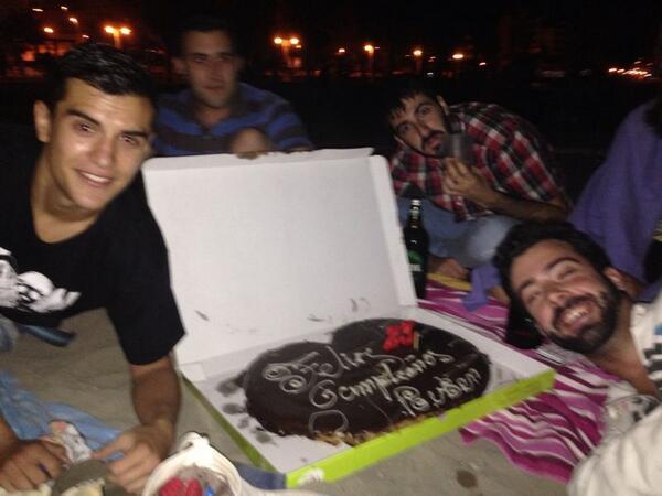 San juan + fiesta de cumpleaños gran dia @joseceballos25 @Jucar3jucar @AdrianConejo @Virginiaard @noeliapodaderaa