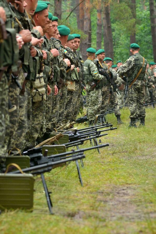 Украинские пограничники задержали двух диверсантов из РФ - Цензор.НЕТ 7220