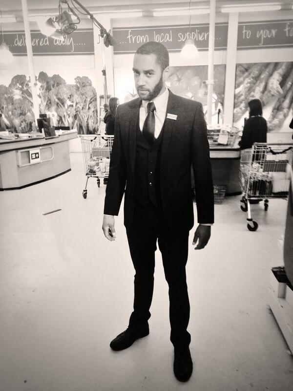 samuel anderson height