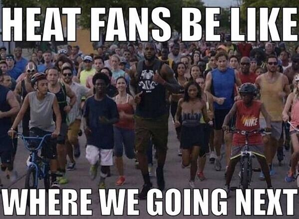 Bq5nPZUCEAEJt7k best of lebron opt out memes (with images, tweets) · ballislife,Heat Fans Meme