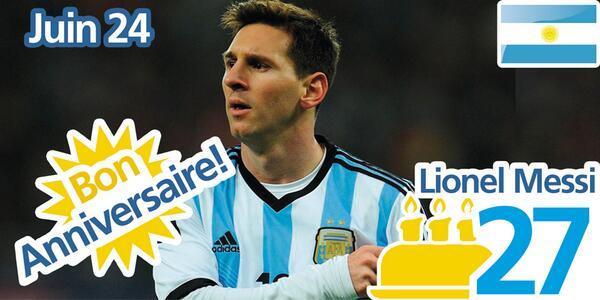 Fifa Com En Francais On Twitter Joyeux Anniversaire A Lionel