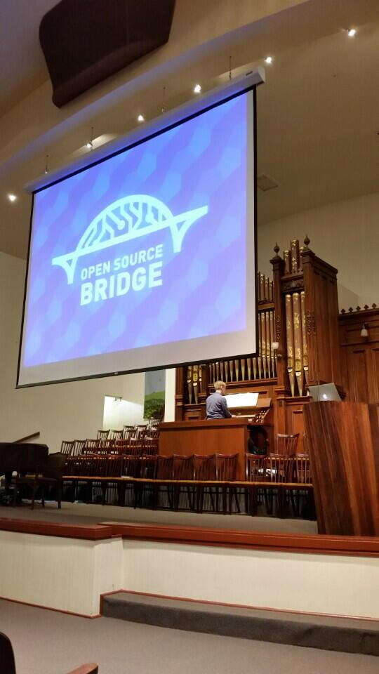 Here for #osbridge !!! (@ Eliot Center w/ 9 others) https://t.co/L4uBYAKUzX http://t.co/aoUwKHrCT5