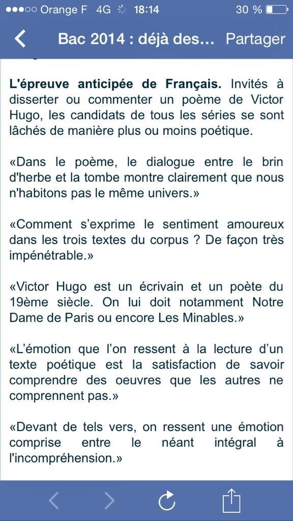 Manon On Twitter Victor Hugo A Donc écrit Les Minables