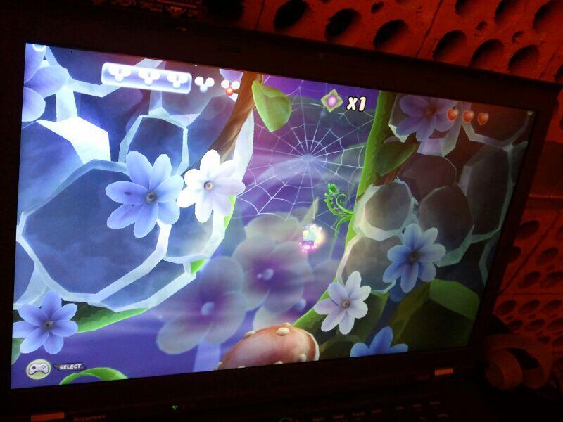 Shiny the Firefly Wii U