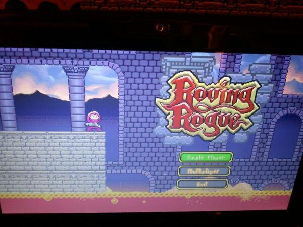 Roving Rogue Wii U
