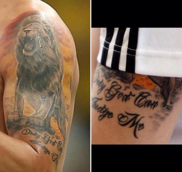 özil Tattoo