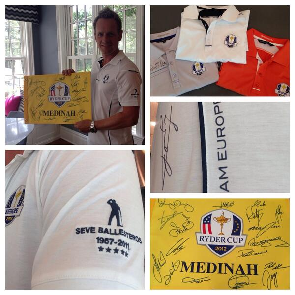 RT this 4 a chance 2 win this #MiracleAtMedinah flag signed by all players & captains & game used shirts. #RBCDonald http://t.co/aLRJC9XIzp