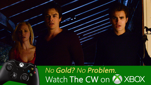 The CW on Twitter: