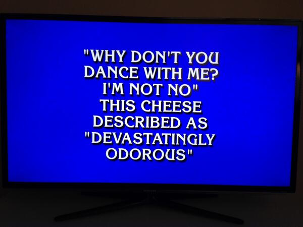 OMG THIS WAS ON JEOPARDY!!! http://t.co/njhYAPAUx5