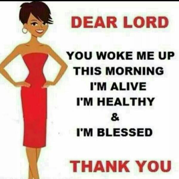 Thank You Lord For Waking Me Up This Morning Quotes Nemetas