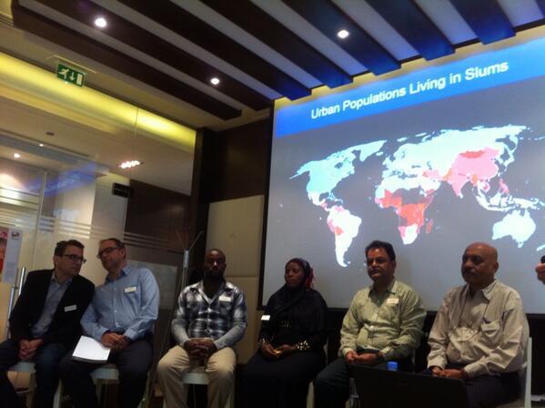 Case studies of slum dwellers from Brazil, Uganda and India #slumsummit http://t.co/CriiqOzabP