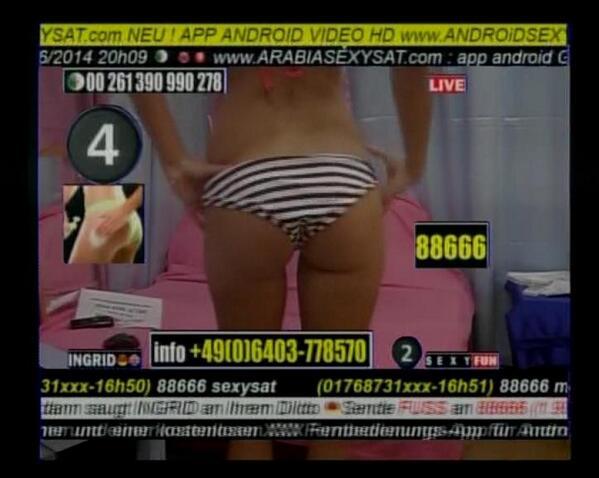 Sat app sexy Tv Live