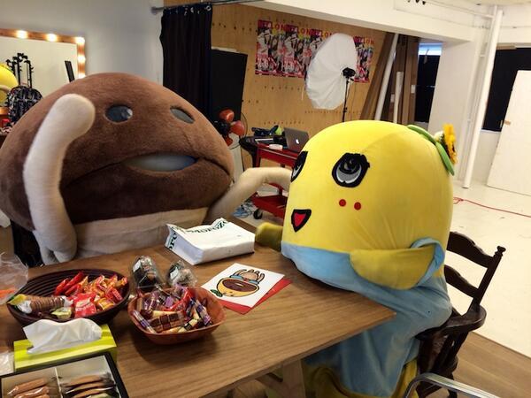 【動画あり】なめこ×ふなっしーコラボグッズを大公開&「なめこ市場 東京本店」は7/10オープン予定!! http://t.co/BoyJrCrbH2 是非なめぱらでムービーをチェックしてね♪ http://t.co/Wvp6Nz6wAP