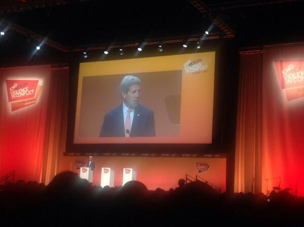 .@JohnKerry pledges the support of Pres Obama and the American people to end #sexualviolence in conflict #TimeToAct http://t.co/Jb5JKa5Sto