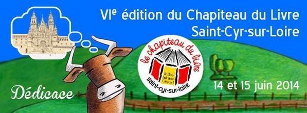 Thumbnail for Le Chapiteau du Livre de Saint-Cyr-sur-Loire