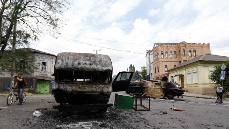 Вся прибывшая из России бронетехника будет уничтожена с воздуха, - МВД - Цензор.НЕТ 7901