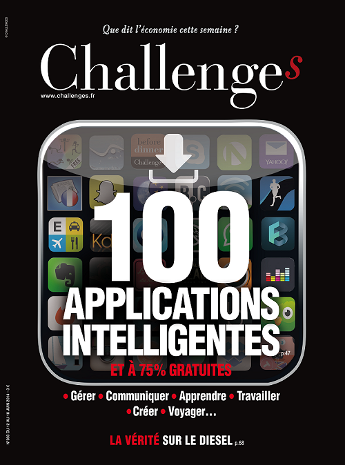 Hack - Magazine cover