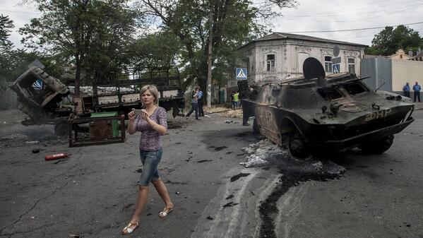 Успешная АТО в Мариуполе: в лагерь террористов внедрены разведчики, задержано более 30 боевиков - Цензор.НЕТ 6848