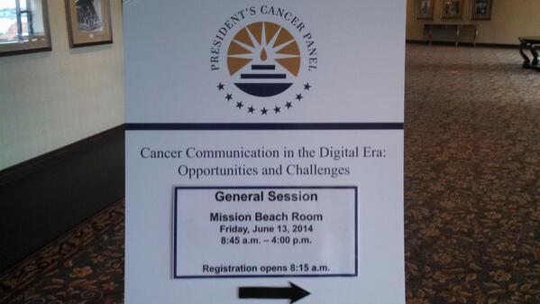Thumbnail for Cancer Communication in the Digital Era Workshop, June 13, 2014