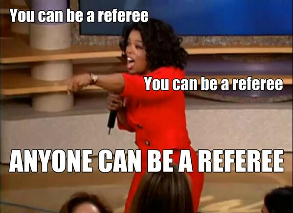 How FIFA picked their officials for the #WorldCup http://t.co/1dPMhD6KjK