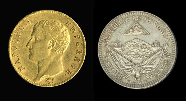 Coins from #FRA and #HON http://t.co/OOCxVirN4R http://t.co/jMF6ODNwYr #WorldCup http://t.co/Od4SO3SHpB