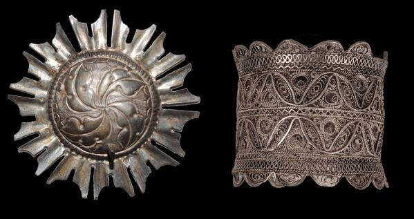 Silver ornament from #ARG and napkin ring from #BIH http://t.co/WjDLinGJkc http://t.co/xg7ypEOumC #WorldCup http://t.co/K8vPzjkYyU