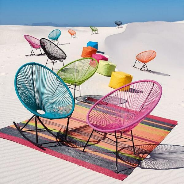 RT @OSOYPARIS: Acapulco chair! Different colors http://t.co/hzsnme4PS3