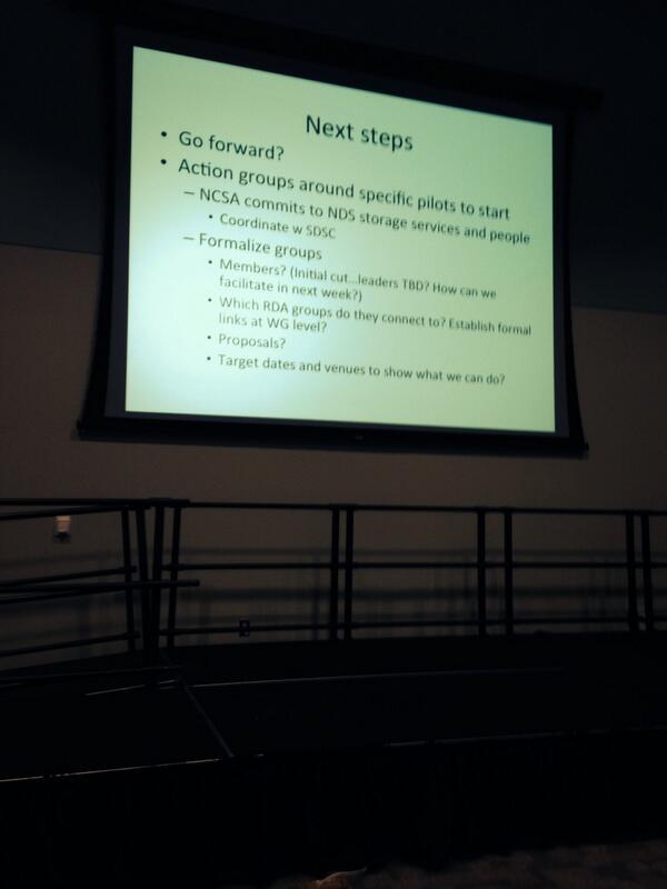 Next steps for #ndskickoff http://t.co/o4Qp1CVsY5