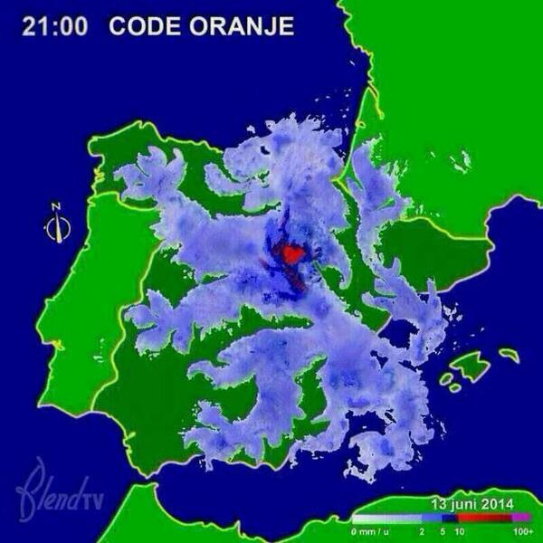 Weather alert! #Holland http://t.co/Xs8TefSwkb