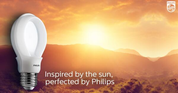 The Philips Slimstyle Led Bulb Provides