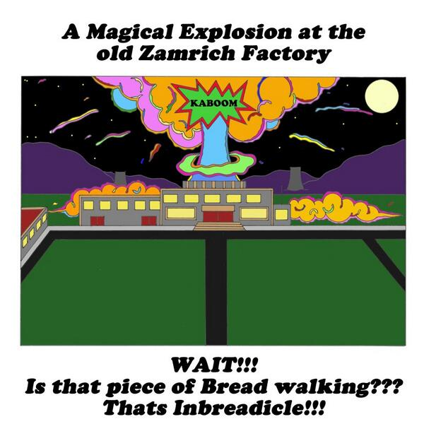 The magical food explosion bringing fun food characters to life. #glutenfree #animation #healthy #allergies #diabetes http://t.co/k5ofEDlf6O