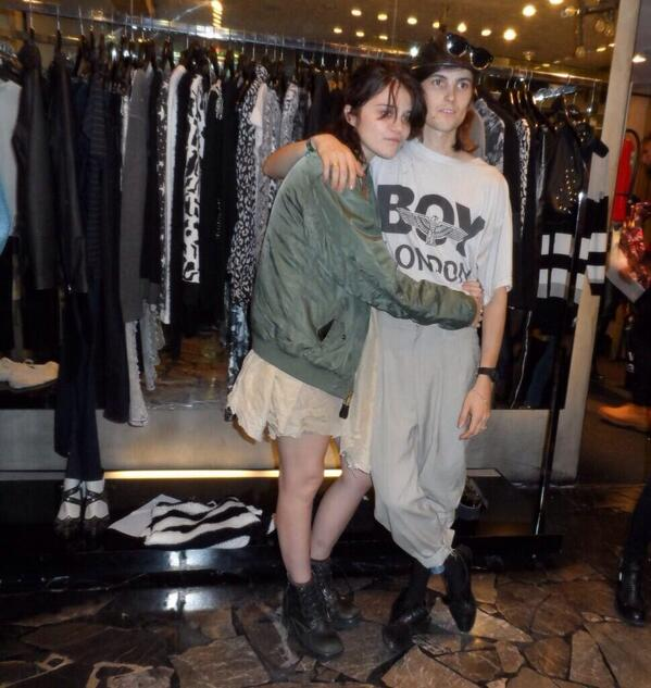 "Sky Ferreira Updates on Twitter: ""Sky Ferreira and her ..."