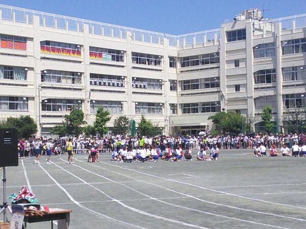 2014年06月 運動会