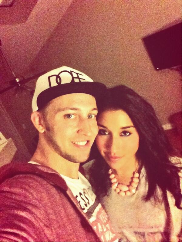 is dana alexa and matt steffanina dating