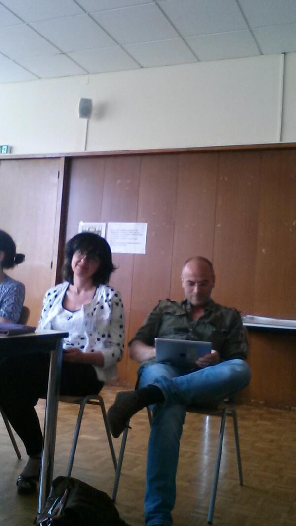 #MOOCampNancy avec @snowakowski et @nathissen #MOOCamp http://t.co/r3HhjdnM5S
