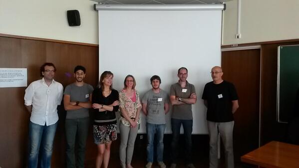 Les porteurs  de projets  #MOOCampNancy  #MOOCamp http://t.co/sSmrvQCpsd