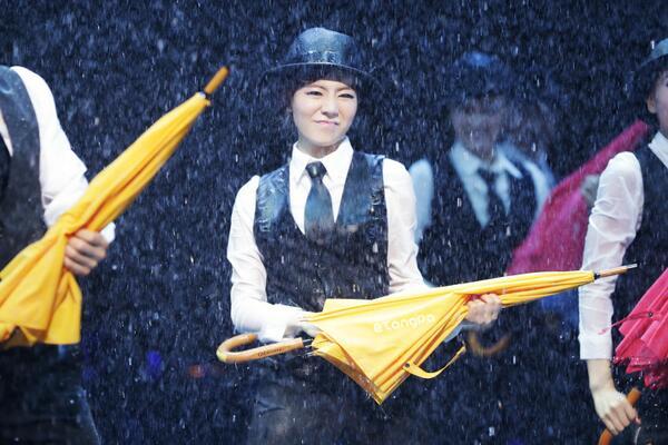 140614 Singin' in the Rain - Sunny @Sunnyday515 http://t.co/2CCxq3WM4F