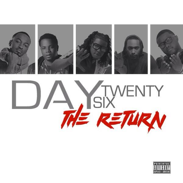 "NEW DAY26 EP ""The Return"" Drops June 26!!!! MARK YOUR CALENDARS!!!! The Wait is OVER!!!!! http://t.co/03Wzjrdamy"