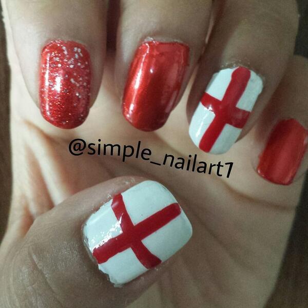 Simple Nail Art Simplenailart1 Twitter