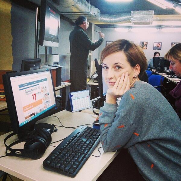 Российские пограничники задержали журналиста Hromadske TV Анастасию Станко на Луганщине - Цензор.НЕТ 8240