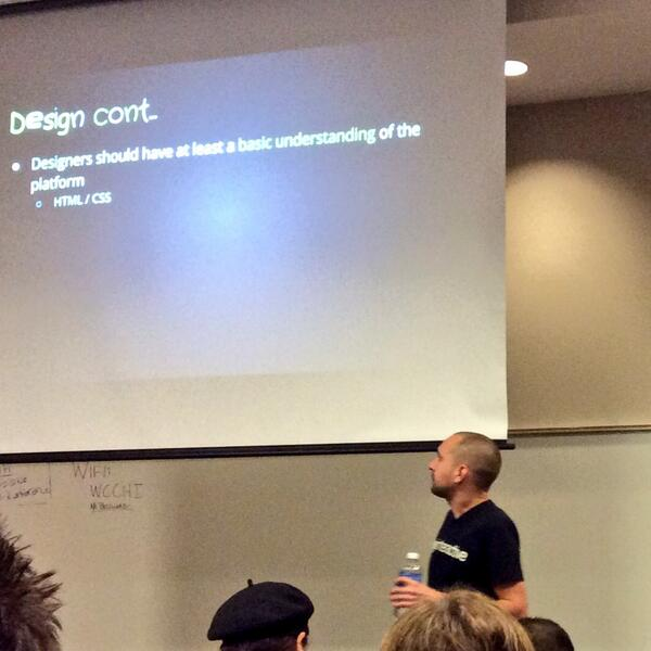 #wcchi @add_action_dan speaking at @WordCampChicago http://t.co/jgrwEu2sqq