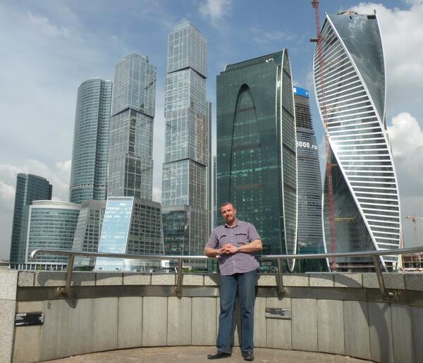 Москва сити где сделать лучшее фото