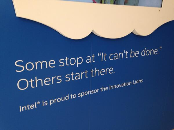 True! #CannesLions #Cannes2014 #DDB http://t.co/ocoT2Dw22k