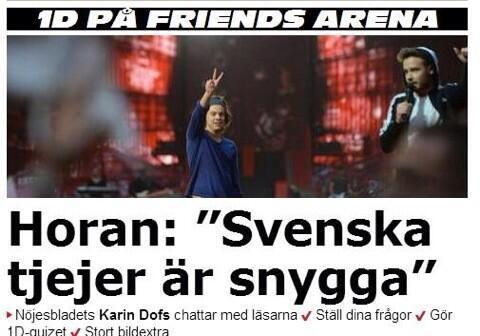 svenska tjejer horor vidjo