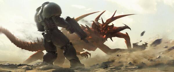 Heroes Of The Storm On Twitter In Our 2nd Cinematic Painting Diablo And Raynor Engage An Epic Battle Who Do You Think Would Have Upper Hand