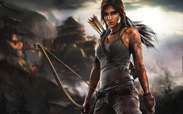 Want to win a copy of Tomb Raider on Steam? [RETWEET] this & [FOLLOW] me for a chance. Winner announced tomorrow! http://t.co/jXrekmxVyq